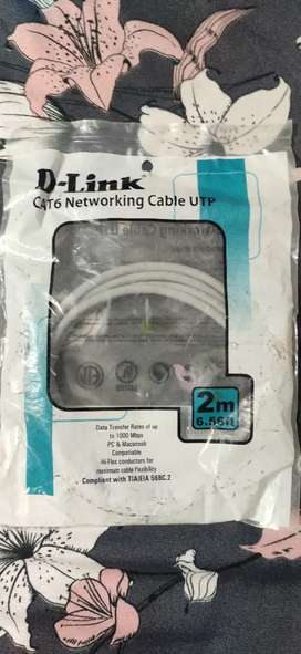 D link patch cord lan cable