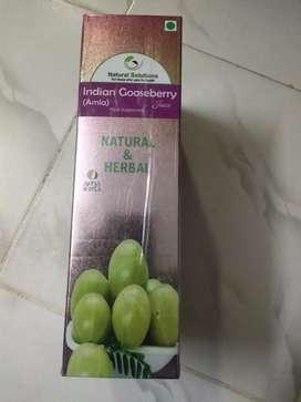 Amla frsh juice natural product