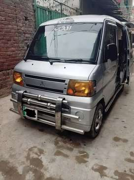 Mitsubishi Minicab 2014 on Easy Installment