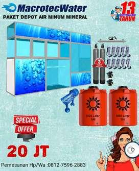 Alat depot air minum