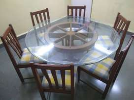 6 - Seater Dininig table for sale