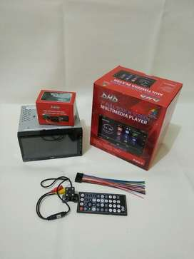 Tv Mobil Doubledin DHD seri DHD-9818 Millorink and Camera Parkir DHD