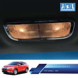 HR-V *#* Interior Lamp Cover Chrome >> KIKIM JAVEN