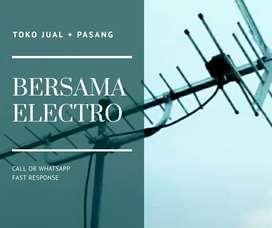 Toko pasang signal antena tv murah jambe
