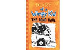 The Diary Of A Wimpy Kid The Long Haul