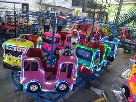 mainan labirin run edukasi kereta panggung mini odong odong BARU 11