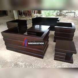 Kursi box terbaru kayu jati