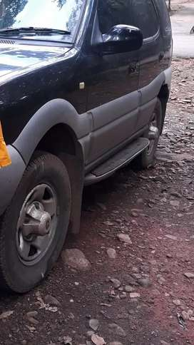 Tata safari tyre for cell 50% used