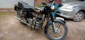 Bullet 350 New Carbaurator Good  Tyres and Good Condition