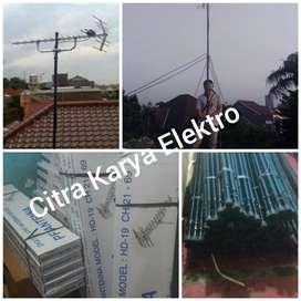 Toko Pasang Service Antena TV Sawah Besar Jakarta Pusat