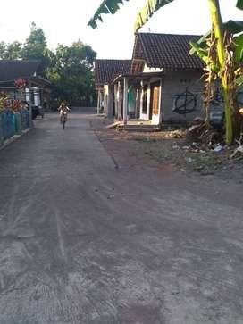 Pekarangan Murah Jl Purbaya dekat BPS Sleman dan Lapangan Warak.
