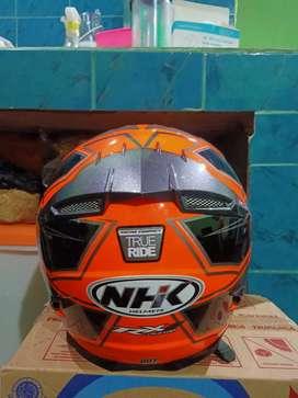 Helm NHK RX9 second rasa baru