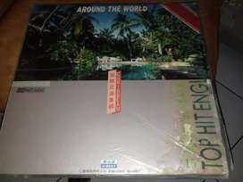laser disk music top hits english around the world