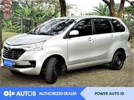 [OLXAutos] Toyota Avanza 2015 1.3 E Bensin A/T Silver #Power Auto ID
