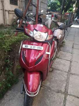 Activa 4G 2018 model in very good condition. Rarely used