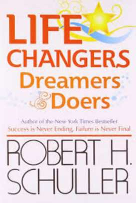 Life changer Dreamers and Doers #books