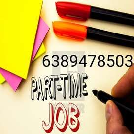 Part time job to all india