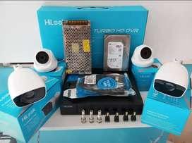 Paket CCTV kamera alat keamanan rumah Area _ pamulang