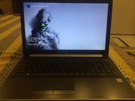 HP laptop in 10/10 condition