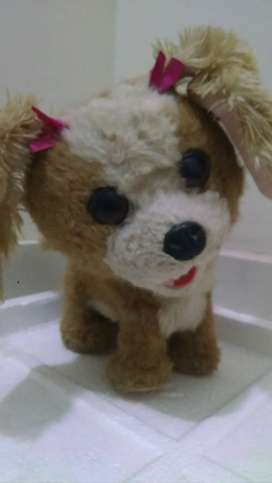 Battery operated Dog (Hasbro)