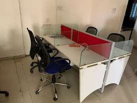 15seater office space for rent in madhapur on main road