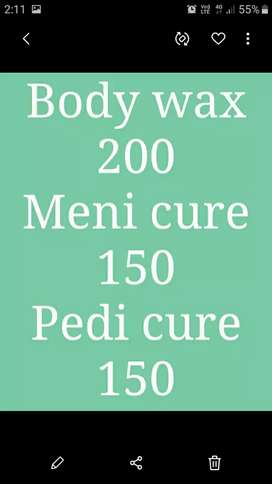 Beauty care only for ladies