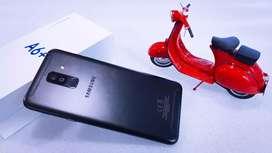 Samsung Galaxy A6 PLUS BLACK