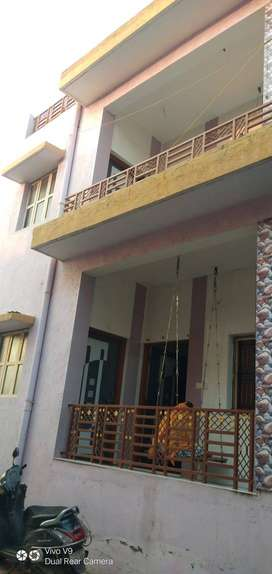 New Constructed 3 Bhk House For Sale Ioc Road Chandkheda