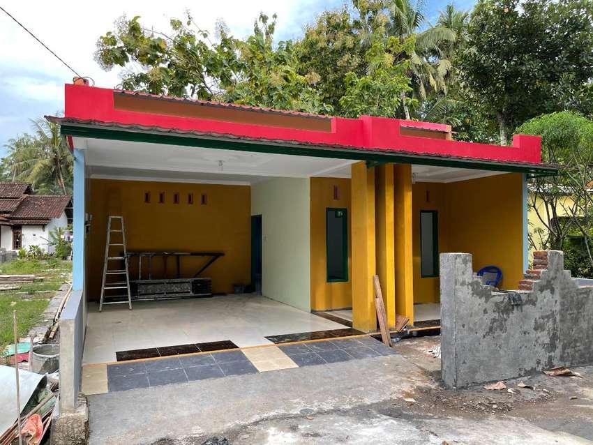 Rumah Baru Murah Siap Huni