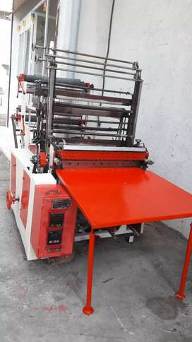Plastic Bag Sealing Cutting Machine