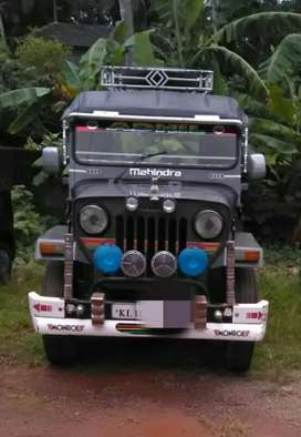 Well Maintained JEEP DI for sale