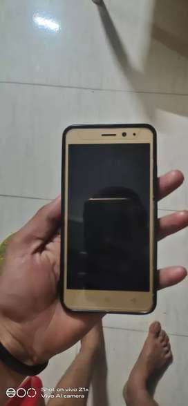 K6 power   gold colour