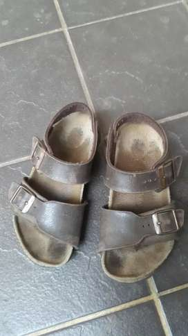 Sandal anak merk Birkenstock original