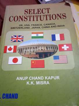 A new select constitution book