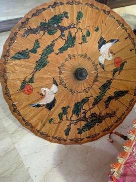 Decorative embrellas