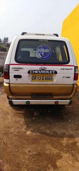 Chevrolet Tavera Elite LT - L1 9-Seater BS III, 2012, Diesel