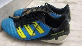 Soccer shoes (Adidas, Predator) Size UK 10