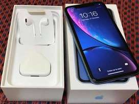 BUY NEW IPHONE XR 128 GB WITH FULL KIT