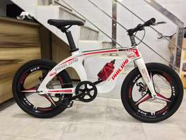 """20""""  bicycle cycle mountain bike carbon fiber alloy jointless branded"""