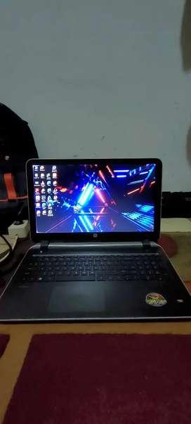 DIJUAL LAPTOP HP AMD DUAL GRAPHIC