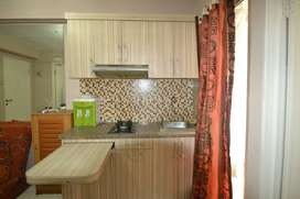 Sewa Apartemen Kalibata City, 2BR Full Furnished, Dekat Statiun & Mall