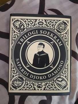 Novel SDD Trilogi Soekram