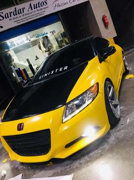 All car wraps available
