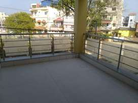 A 3bhk for office use at harmu colony is available for rent
