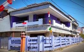 Rumah Kos Full Penghuni SHM Kenjeran Karang Empat Bisa KPR Bank