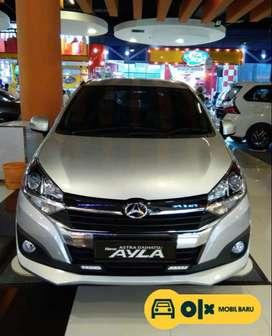 [Mobil Baru] new ayla dp mulai 12.000.000/cicilan 2 jutaan