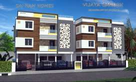 Poonamallee 2BHK Flat with Car Park