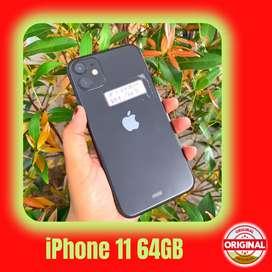 SECOND IPHONE 11 64 GB EKS IBOX - FULLSET