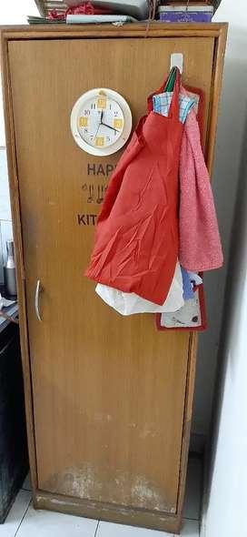 2 door wardrobe and 1 door Cabinet
