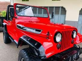 jeep willys chrysler CJ 5 mesin diesel